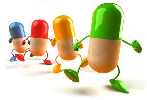 баланс витаминов