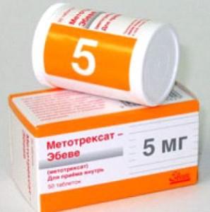 Метотрексат применение и дозы при псориазе