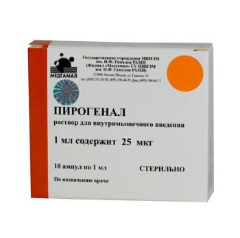 Пирогенал для лечения псориаза